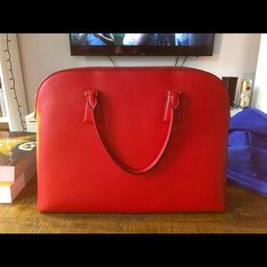 Kate Spade Red Crosby Bag